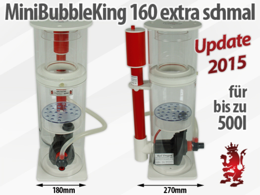 Royal Exclusiv Mini Bubble King 160 slim