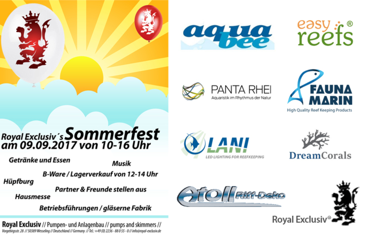 Royal Exclusiv Sommerfest