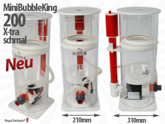Royal Exclusiv Mini Bubble King 200 slim