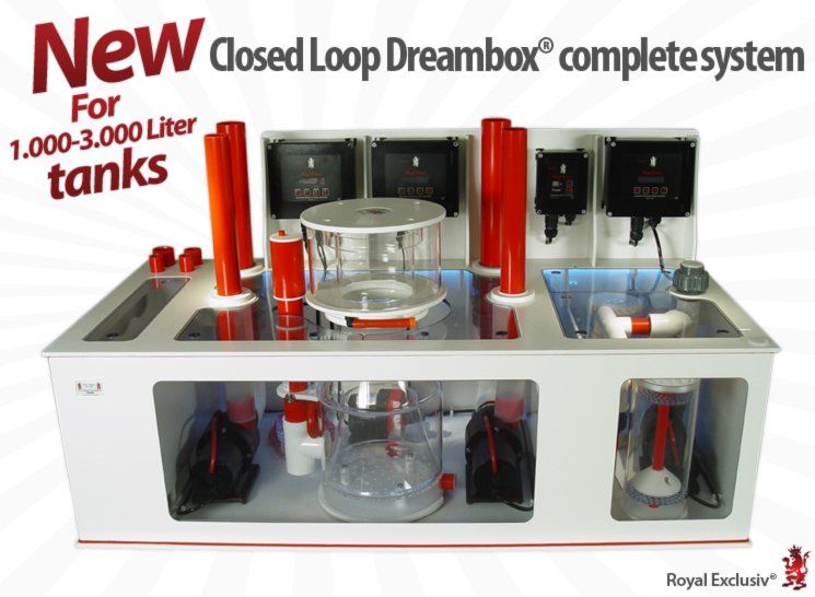 Royal Exclusiv Closed Loop Dreambox complete system