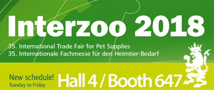 Royal Exclusiv at the INTERZOO 2018