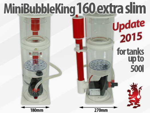 Royal Exclusiv Mini Bubble King 160 extra slim