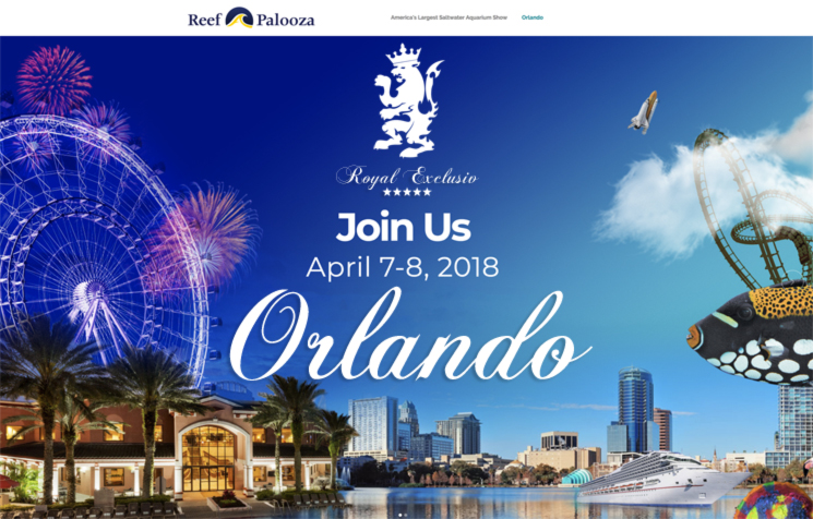 Royal Exclusiv USA at RAP Orlando