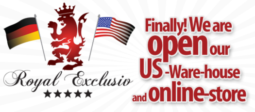 Royal Exclusiv USA ist online!