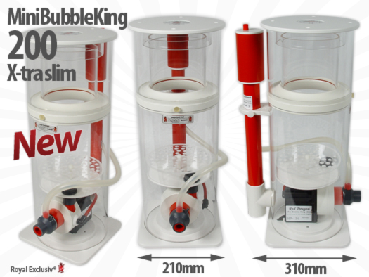 Royal Exclusiv Mini Bubble King 200 extra slim