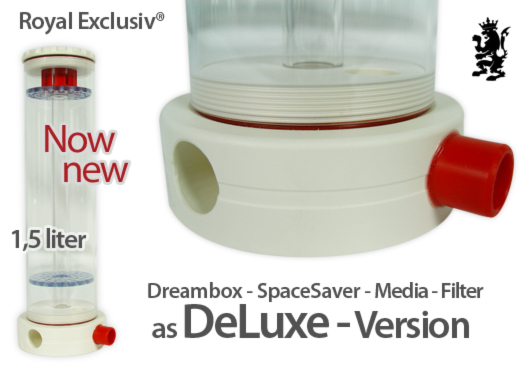 Media-Filter SpaceSaver DeLuxe