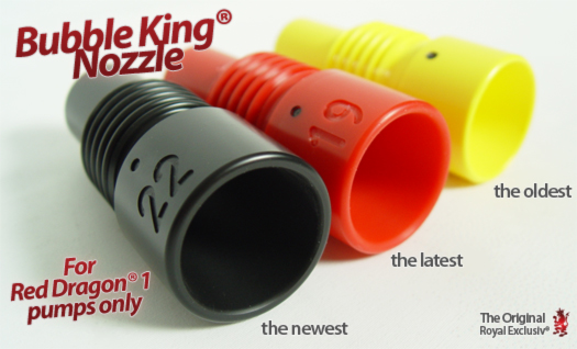Royal Exclusiv Bubble King nozzle protein skimmer