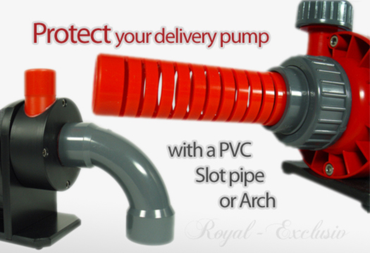 inlet protection deliver pump