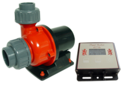 Red Dragon® 5 ECO  pumps DC 4m³