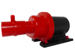 Red Dragon® 6 pumps 12V technology