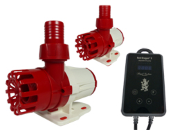 Red Dragon® X pumps DC 3-6,5m³