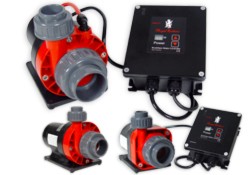 Red Dragon® 3 Pumpen 5m³ - 24m³