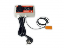 AutoSwitch ON/OFF with non-contact level switch -capacitive- and switchable plug