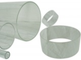 Plexiglas® pipe transparent per meter Ø 20 mm