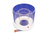 cup with connection Bubble King® Double Cone 180