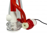 Bubble King® Double Cone 130 with Red Dragon X DC 12V