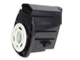 part motor-block with AKB for Bubble King® 1000 - 2500